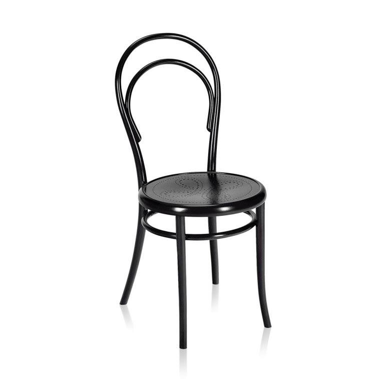 N.14 Sedia Sedile Traforato-Gebruder Thonet Vienna