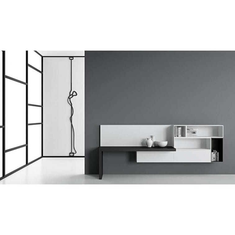 T030 Comp. 43-Living Composition-Lema-Piero Lissoni
