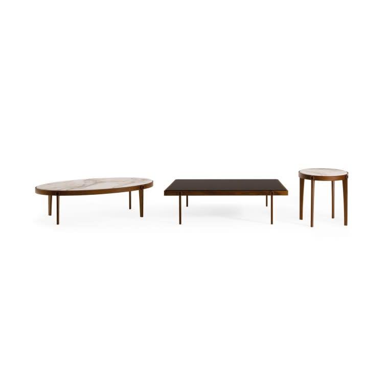 giorgetti ago side table tavolino