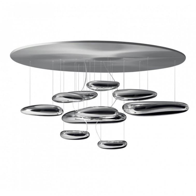 artemide mercury ceiling lamp