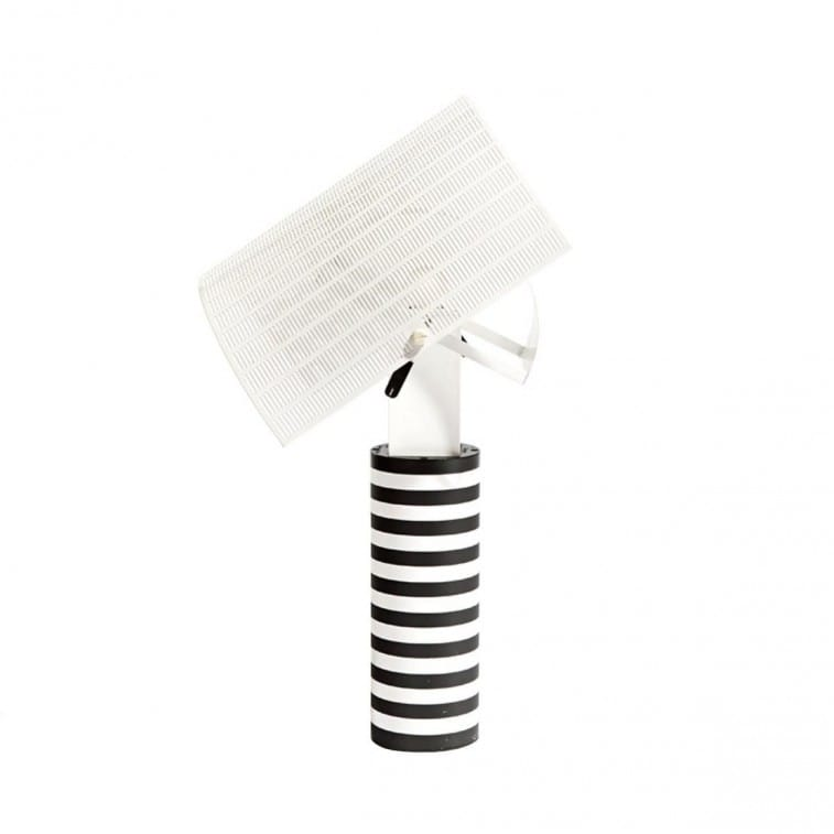 artemide shogun mario botta table lamp