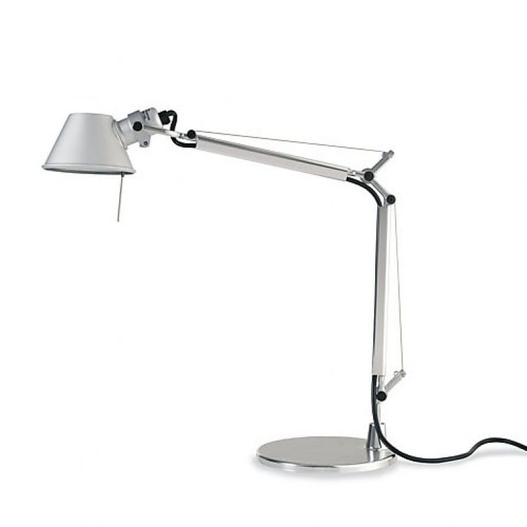 artemide tolomeo micro lampada da tavolo