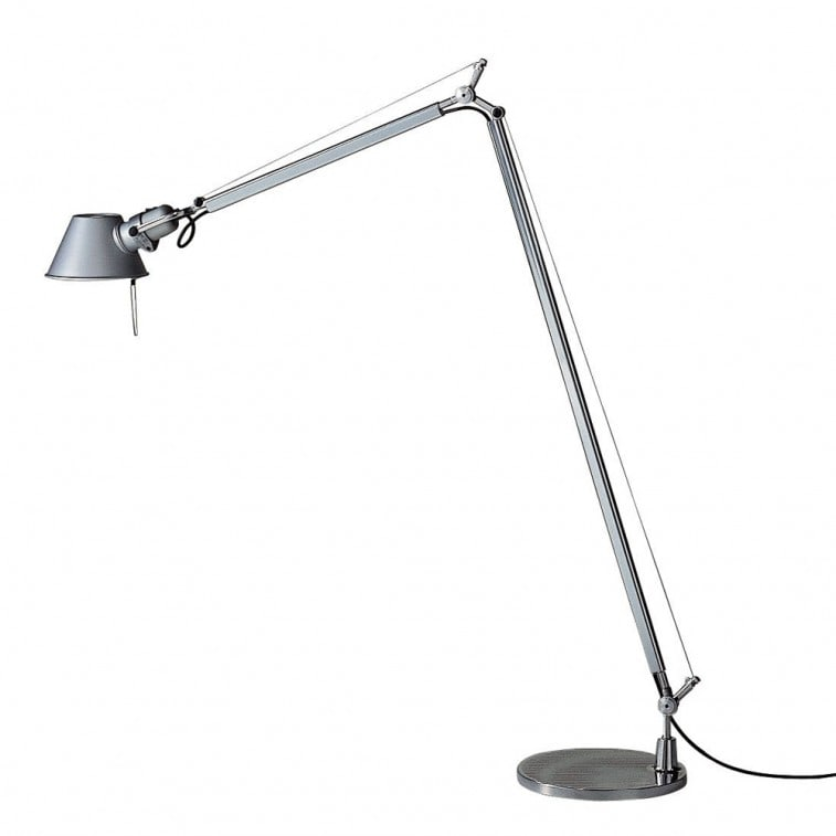 Artemide Tolomeo Reading Floor Lamp