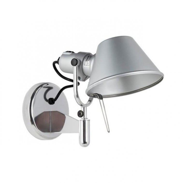 artemide tolomeo micro wall lamp