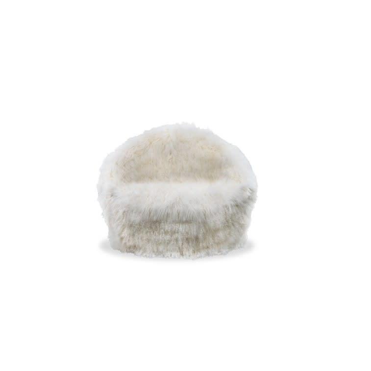 poltrona Artik Baxter pelle Mongolia