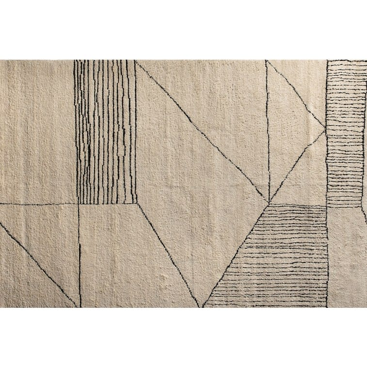 Baxter Berbere rug naturale