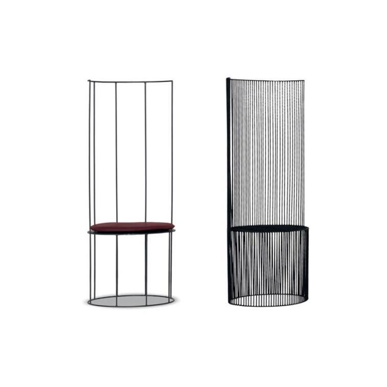 Baxter Ginestra chair