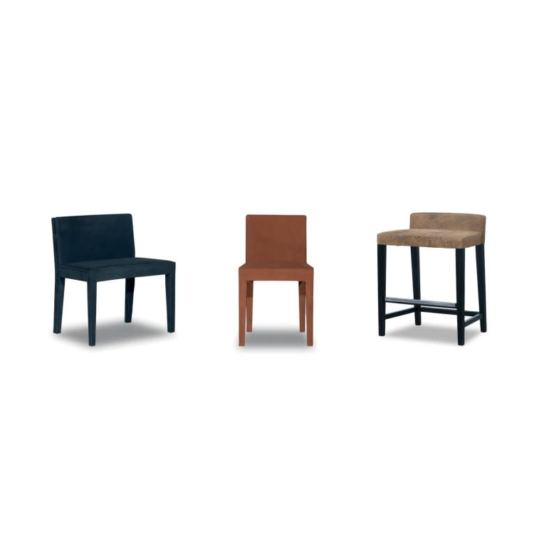 Baxter oslo chair collection