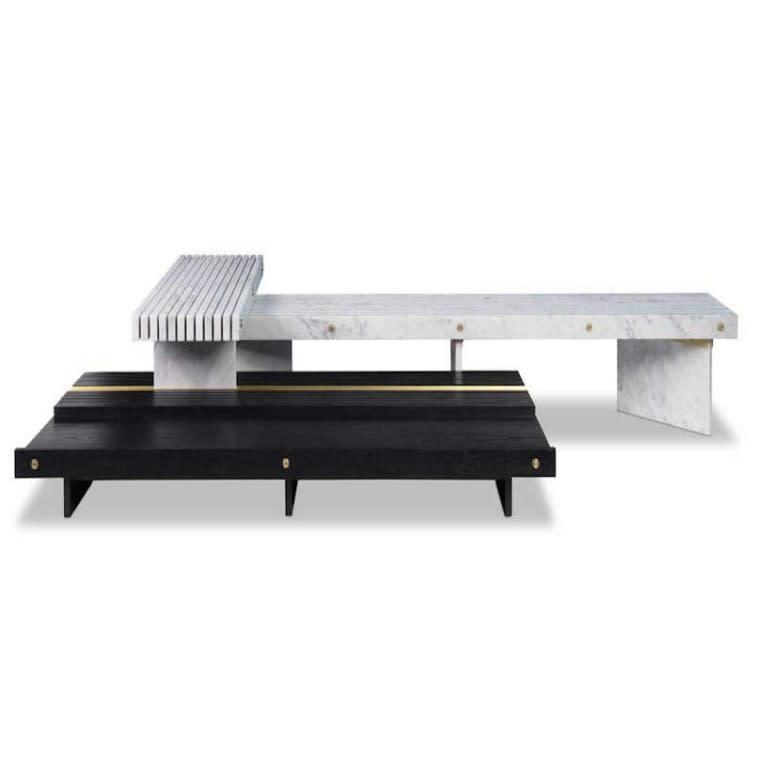 baxter rail coffee table