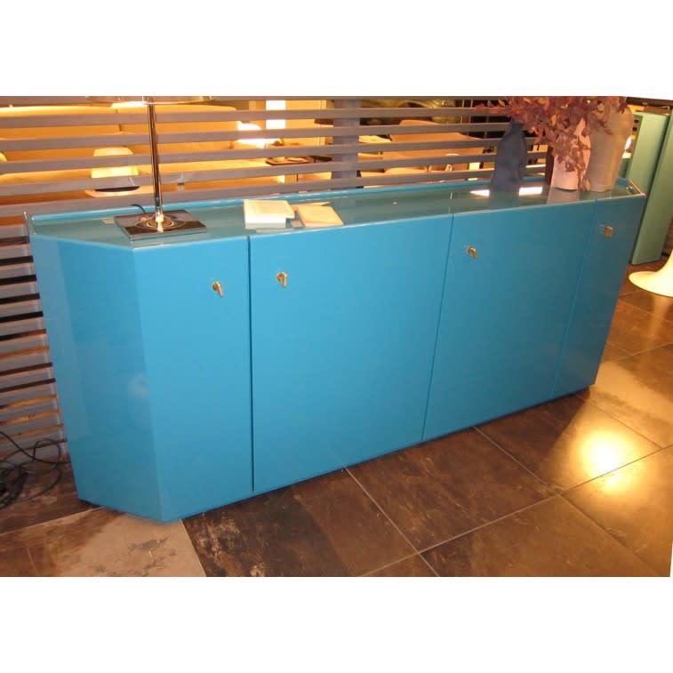 mobile bramantino 4 simon laccato lucido blu
