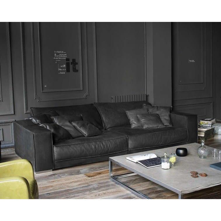 budapest soft divano 300 grey