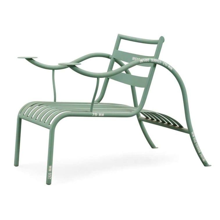 Sedia Cappellini Thinking Man's Chair