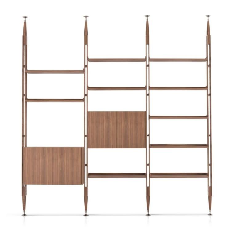 cassina bookcase infinito albini