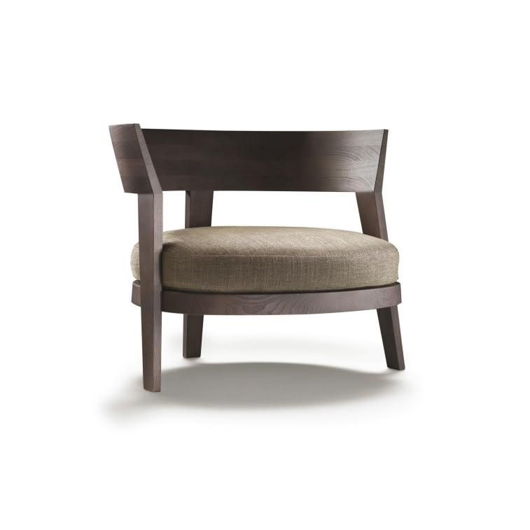 Flexform Abbracci Armchair by Centro Studi