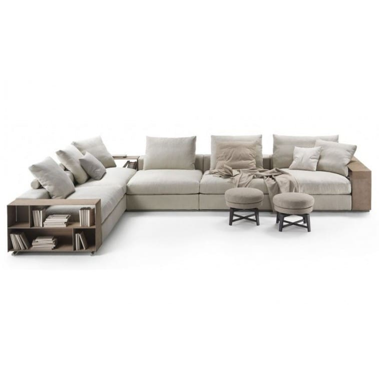 Flexform Groundpiece Sofa Antonio Citterio