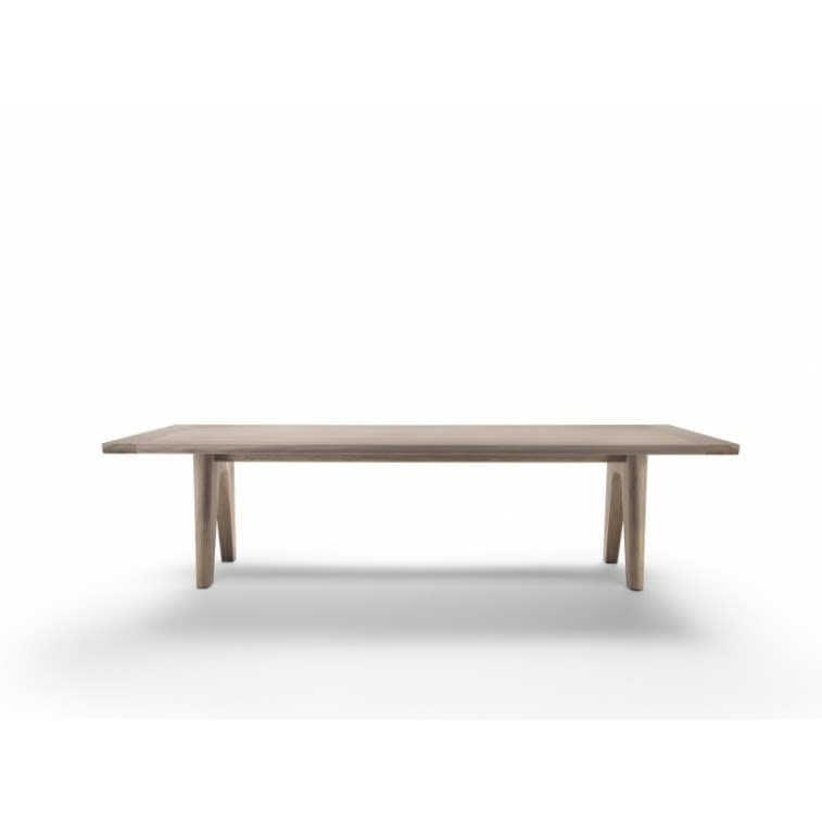Flexform monreale table by Antonio Citterio