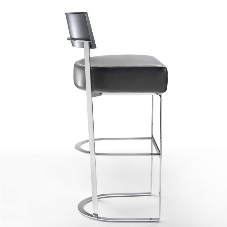 Flexform Morgan Stool by Antonio Citterio