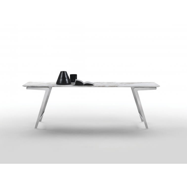 flexform soffio coffee table by Antonio Citterio