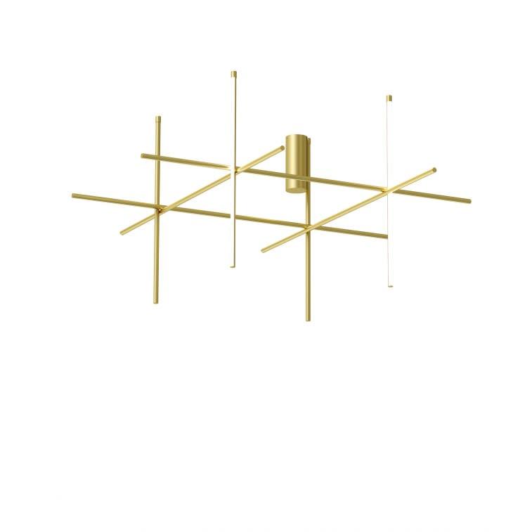 flos coordinates c4 ceiling lamp anastassiades