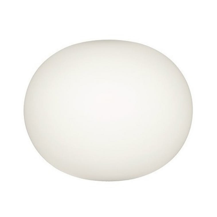 flos glo ball w wall lamp morrison