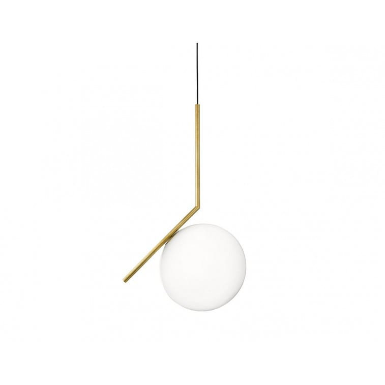 flos ic s suspension lamp