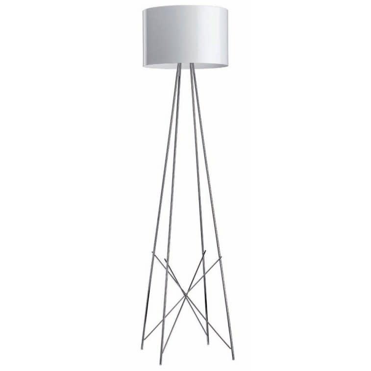 flos ray f2 floor lamp dordoni