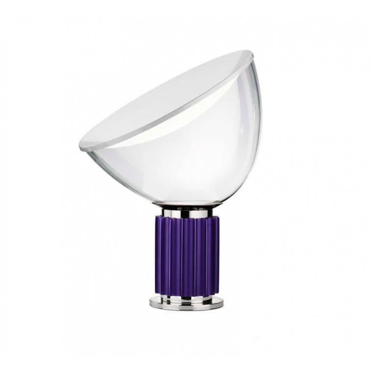 Flos Taccia Small LED Silver