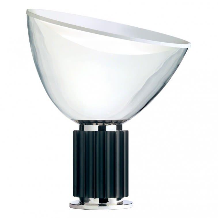 Flos Taccia LED Metacrilato Lampada Tavolo