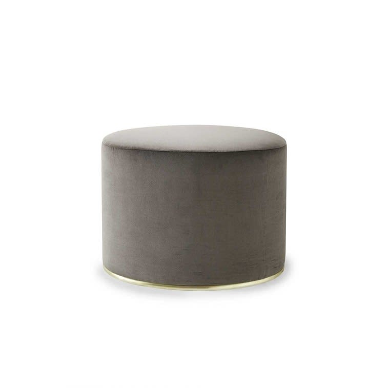 pouf Lou Gallotti&Radice grigio