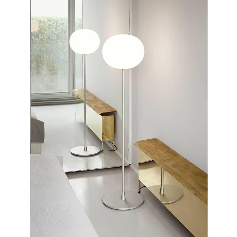 Glo-Ball F1-Floor Lamp-Flos-Jasper Morrison