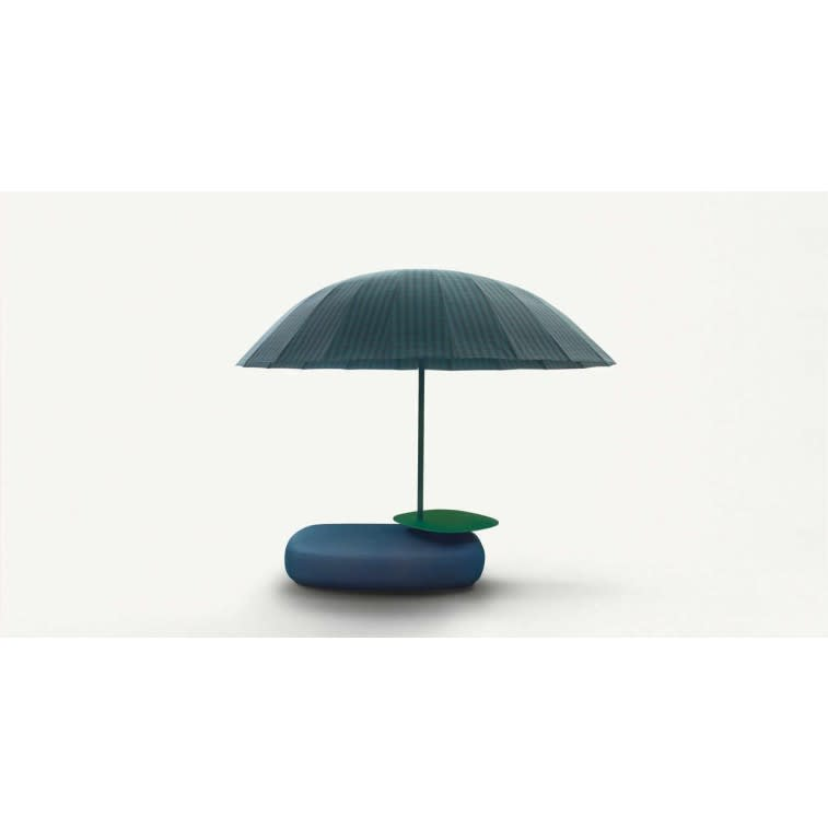 paola lenti clique umbrella gazebo sunshade outdoor