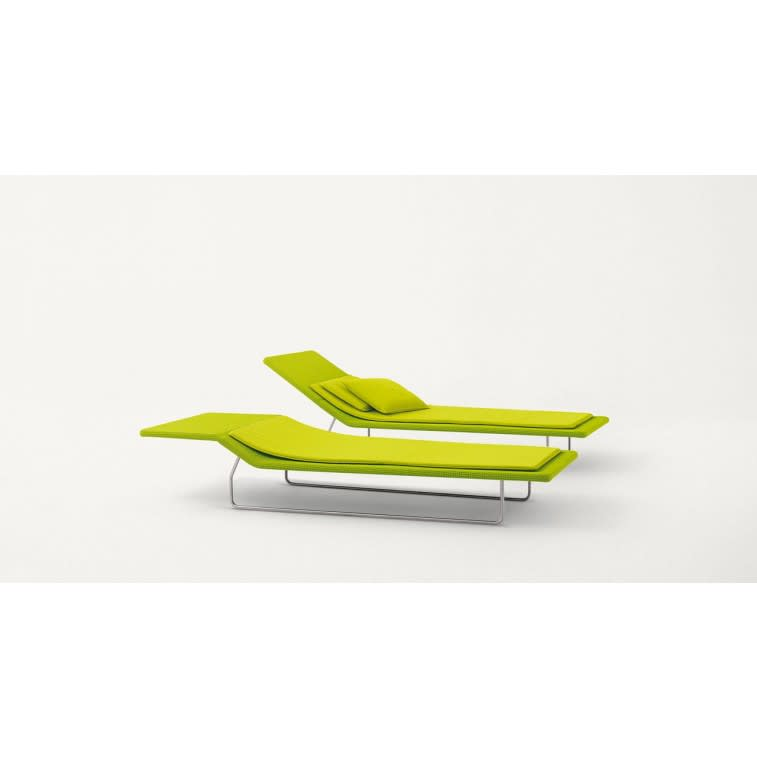 paola lenti surf outdoor sun bed