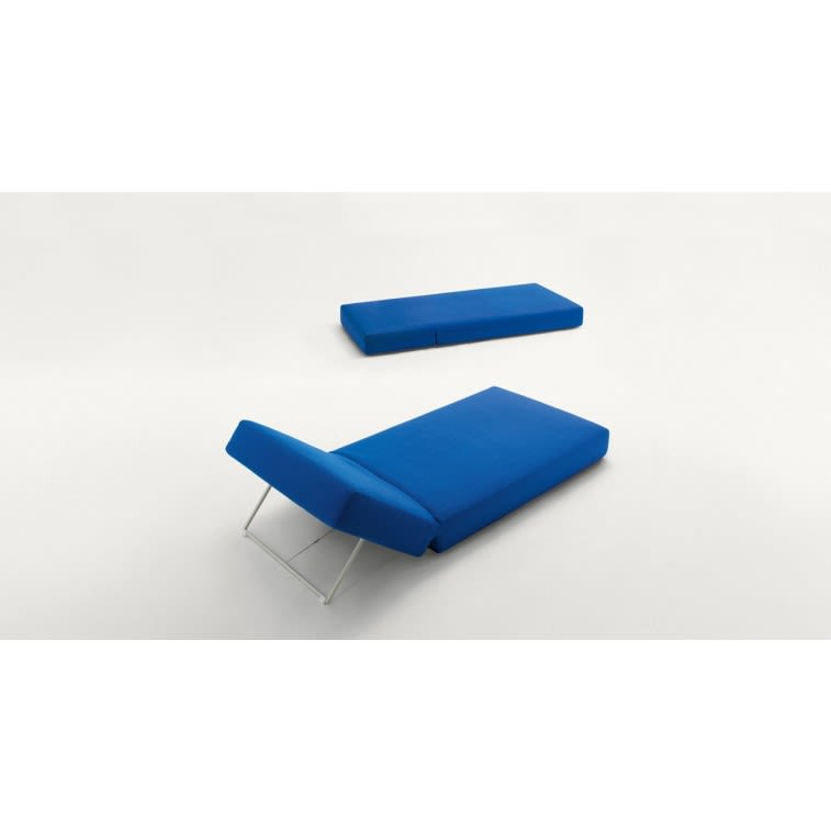paola lenti swell outdoor sun bed