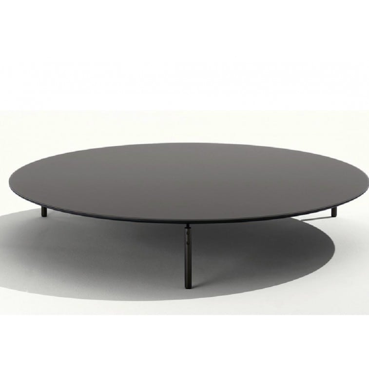Tavolino Cruise Vetro-Lema