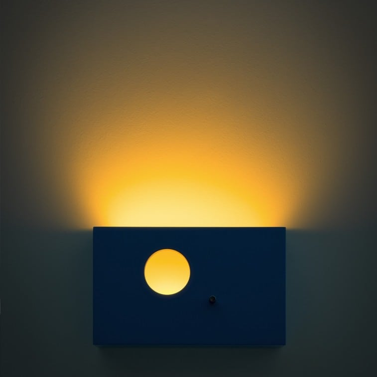 davide groppi sunset lamp