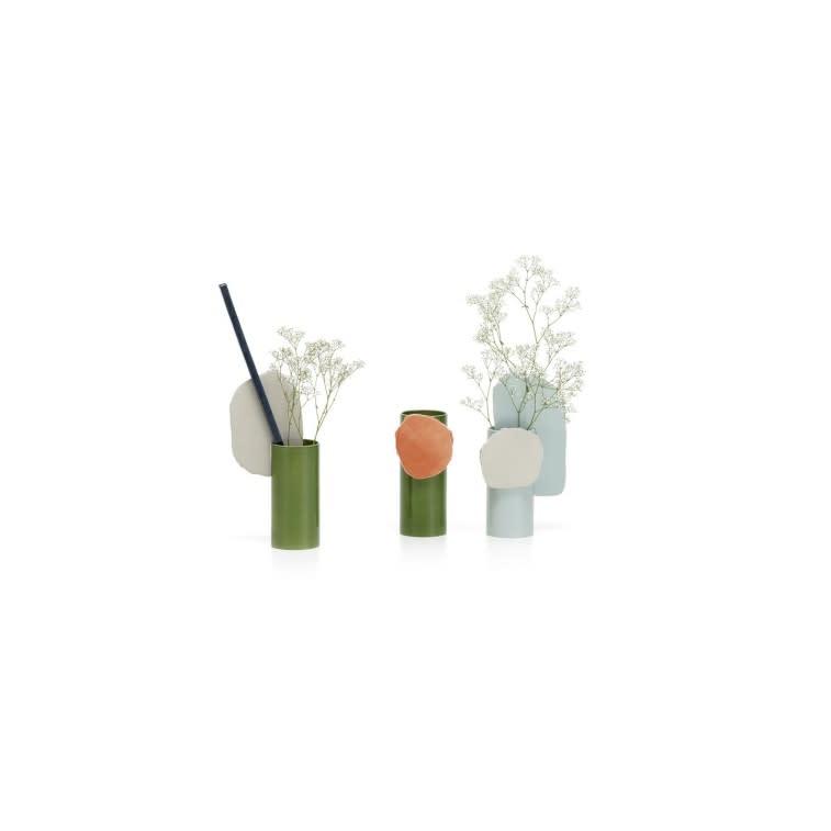 vitra vases decoupage disque