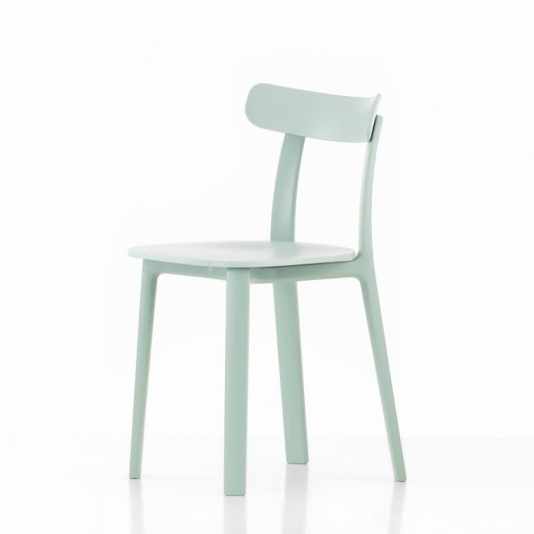 vitra all plastic chair morrison