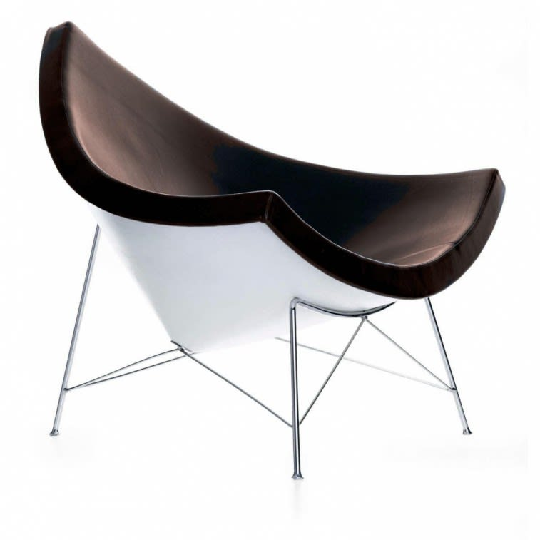 vitra coconut chair nelson