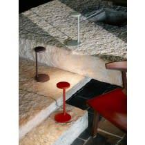 Oblique QI Lampada da Tavolo Flos Vincent Van Duysen