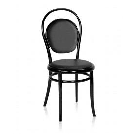 Sedia n.14 sedile e schienale imbottiti-Gebruder Thonet Vienna