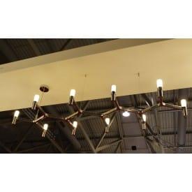 lampada crown plana linea