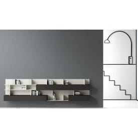 T030 Comp. 37-Living Composition-Lema-Piero Lissoni