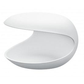 Tavolino White Shell-Zanotta