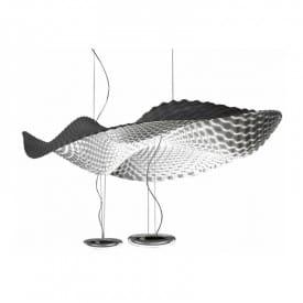 artemide cosmic angel suspension lamp