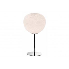 artemide meteorite stem table lamp