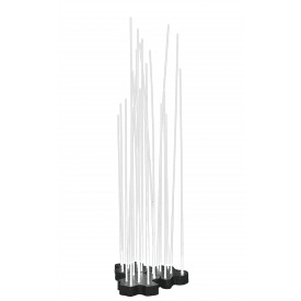 artemide reeds floor lamp outdoor