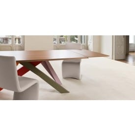 Tavolo Big Table allungabile 220/320-Bonaldo