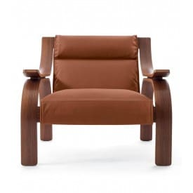 Poltrona Woodline Cassina