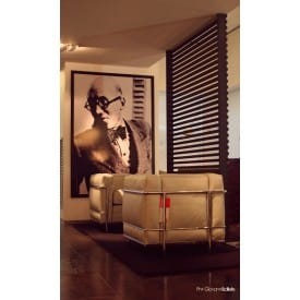 LC2 Armchair-Armchair-Cassina-Le Corbusier, Pierre Jeanneret, Charlotte Perriand