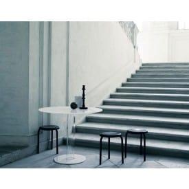 Tavolino Hub Bistrot Lucido-Glas italia